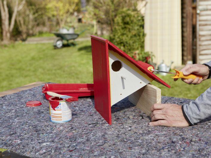 Bosch DIY Starenkasten